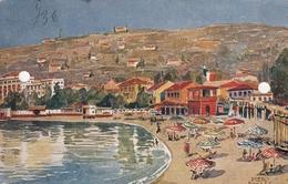 Portoroz Portorose Piero Coelli 1927 - Slovenia