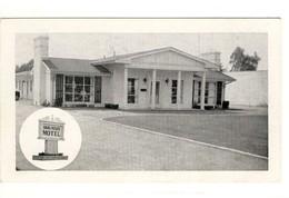 Carte Postale Michigan - The Dahl House Motel. 15390 S. Dixie Hwy. Monroe - Etats-Unis