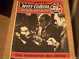 G-man Jerry Cotton - Band 1061 - 2. Auflage - Bastei Verlag - Romanheft - Books, Magazines, Comics