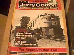 G-man Jerry Cotton - Band 467 - 3. Auflage - Bastei Verlag - Romanheft - Books, Magazines, Comics