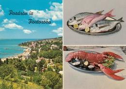 Portoroz - Lobster - Slovénie