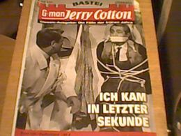 G-man Jerry Cotton Classic - Band 123 - Bastei Verlag - Romanheft - Books, Magazines, Comics