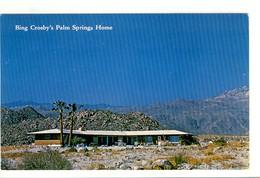 Carte Postale Californie - Bing Crosby's Palm Springs Home - Palm Springs