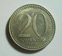 Angola 20 Kwanzas 1978 Varnished - Angola
