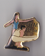 PIN'S  THEME  SPORT CLUB DE GYMNASTIQUE D'OZOIR LA FERRIERE - Gymnastics