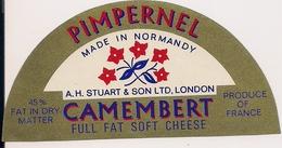 CAMENBERT PIMPERNEL - Cheese