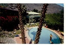 Carte Postale Californie - The Tennis Club, Palm Springs - Piscine - Palm Springs