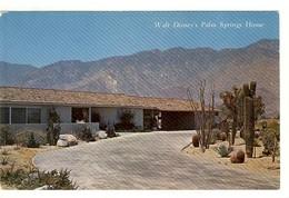 Carte Postale Californie - Walt Disney's Palm Springs Home - Palm Springs