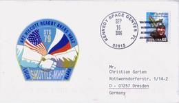 1996 USA  Space Shuttle   Atlantis STS-79 Commemorative Cover - FDC & Commemoratives