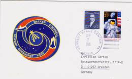 1995 USA  Space Shuttle   Endeavour  STS-69 Commemorative Cover - FDC & Commemoratives