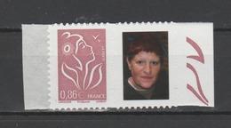 FRANCE / 2006 / Y&T N° 3969Aa ** Ou AA 85D ** : Lamouche 0.86 € Philaposte (Petite Vignette PHOTO)  X 1 BdF D - Personalized Stamps