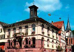 72769004 Neckarsteinach Rathaus Vierburgenstadt Am Neckar Neckarsteinach - Deutschland