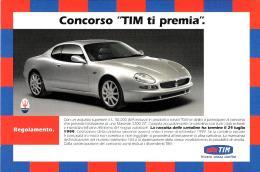 [MD1459] CPM - TIM CON FERRARI - NV - Grand Prix / F1