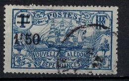 NOUVELLE CALEDONIE           N°  YVERT    135      OBLITERE       ( O   3/13 ) - New Caledonia