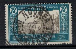 NOUVELLE CALEDONIE           N°  YVERT    152     ( 8 )            OBLITERE       ( O   3/13 ) - New Caledonia