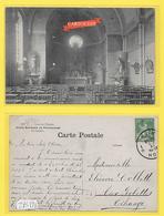 CPA Huy 1912 Sainte-Marie Ecole Normale Et Pensionnat La Chapelle - Huy