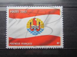 VEND BEAU TIMBRE DE POLYNESIE N° 697 , XX !!! - Polynésie Française