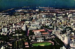 MAROC - CASABLANCA - VUE GENERALE PRISE EN AVION - Casablanca
