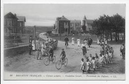 DC 1086 - BRIGHTON FRANCAIS - Colonie Scolaire. - Fondation Groult. - Promenade Des Enfants. - LL 86 - Cayeux Sur Mer