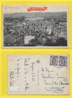 Ougrée : Panorama De La Commune Et Des Cokeries Timbrée 1947 - Seraing