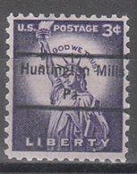USA Precancel Vorausentwertung Preo, Locals Pennsylvania, Huntington Mills 826 - Vereinigte Staaten