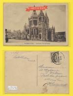 BONSECOURS LA BASILIQUE Café Dans Le Fond Animée ( Timbrée 1939 ) - Belgique
