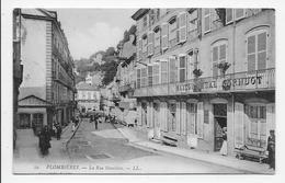 DC 1089 - PLOMBIERES - La Rue Stanislas - LL 29 - Plombieres Les Bains