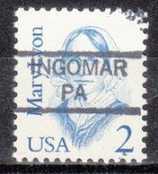 USA Precancel Vorausentwertung Preo, Locals Pennsylvania, Ingomar 835 - Vereinigte Staaten
