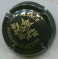 CAPSULE-ALSACE-CATTIN Joseph Noir & Or - Sparkling Wine