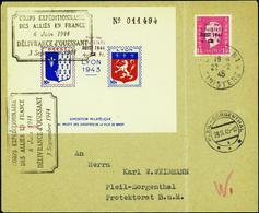 3002 Brest 1f50 Marianne De Dulac + Bloc Surchargé Qualité:OBL Cote: -350 - Libération