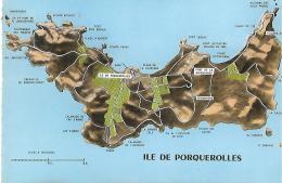 ILE DE PORQUEROLLES - 484 - Porquerolles