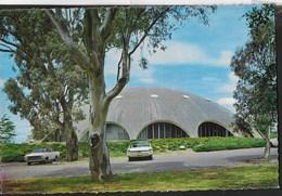 AUSTRALIA - CANBERRA - ACCADEMIA DELLA SCIENZA - VIAGGIATA 1973 FRANCOBOLLO ASPORTATO - Canberra (ACT)
