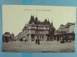 Bruxelles Porte De Schaerbeek - Lanen, Boulevards