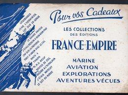 Buvard FRANCE-EMPIRE  (PPP8445) - Buvards, Protège-cahiers Illustrés