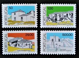 COURANTS 1989 - NEUFS ** - YT 1758/61 - MI 1780/83 - 1910 - ... Repubblica