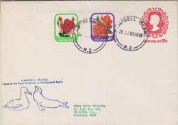 Campbell Island 1979 Cover Ca Campbell Island 26.10.79 (38420) - Ross Dependency (Nieuw-Zeeland)