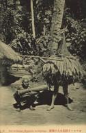 Bismarck Archipelago, PNG, New Britain, Native Papua Dancer (1910s) Postcard - Papua New Guinea