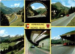 Felbertauernstrasse - Verbindung Nord-Süd - 6 Bilder - Matrei In Osttirol