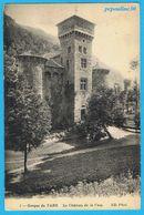 ** GORGES DU TARN (Lozère) CHÂTEAU DE LA CAZE ** 1915 ** - Gorges Du Tarn