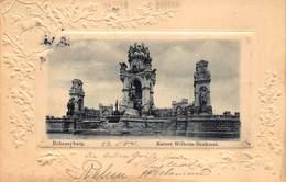 Hohensyburg    Kaiser WIlhelm-denkmal      I 3390 - Deutschland
