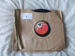Lot De 12 78T Album 4 Gonzalez Sack Paul Whiting Frankie Laine - 78 Rpm - Schellackplatten