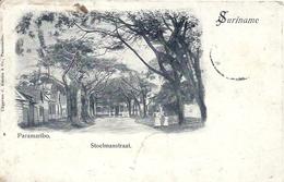 Amérique Du Sud - SURINAM - SURINAME - Paramaribo - Stoelmanstraat - Précurseur - Surinam