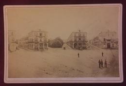 FRANCE 68 Haut Rhin  -   MULHOUSE, Place Du Nouveau Quartier, C 1870 - Cabinet Photograph - Photographs