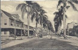 Amérique Du Sud - SURINAM - SURINAME -  Paramaribo - Maagdenstraat - Suriname