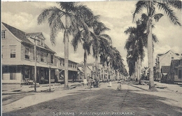 Amérique Du Sud - SURINAM - SURINAME -  Paramaribo - Maagdenstraat - Surinam
