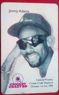 Jimmy Adams CI$10 - Cayman Islands
