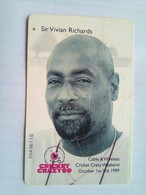 Sir Vivian Richards CI$10 - Isole Caiman