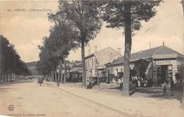 33-CENON- L'AVENUE CARNOT - France