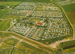 """Netherlands - Postcard Unused  - Nieuwvliet - Camping """"Pannenschuur"""" - Sonstige"""