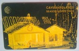 7CCIA Seasons Greetings - Cayman Islands